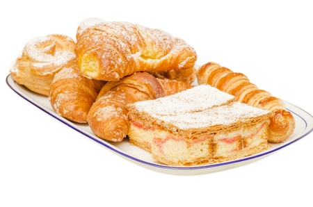 tray of pastries Stock Photo - 15722432