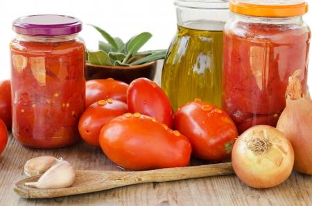 Ingredients for pasta Stock Photo - 16111494