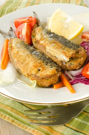 sardine: Sardine ripiene