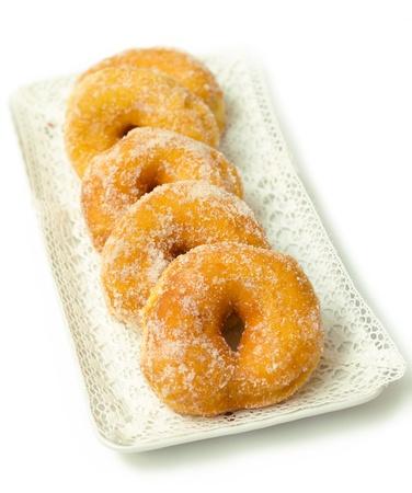 zeppola: Zeppole, fried sardinian dessert