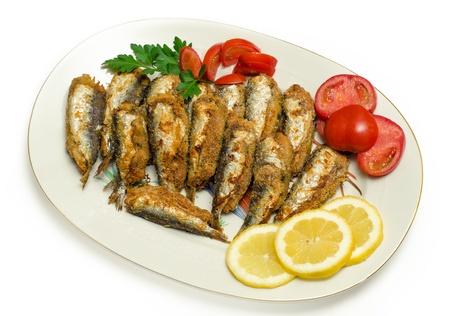 sardinas: Sardinas rellenas y empanadas