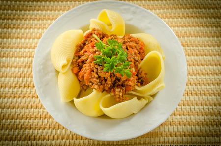 İtalyan mutfağı: Yahni soslu Lumaconi, İtalyan mutfağı