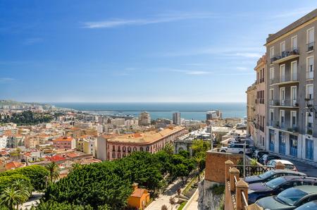 Sardinia, Cagliari city