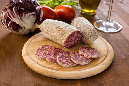 Italian salami hunter