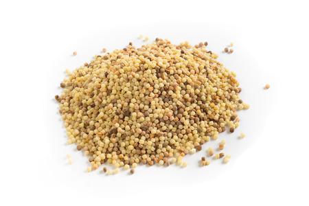 durum: Raw rutting, durum wheat semolina