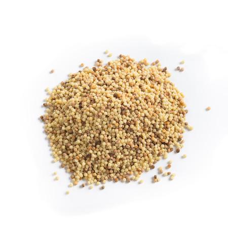 finer: Raw rutting, durum wheat semolina