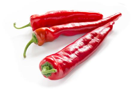 finer: Pimientos rojos
