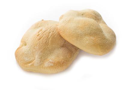 pita: Pita bread greek Stock Photo