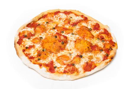 finer: Napoli Pizza Italian Food Stock Photo