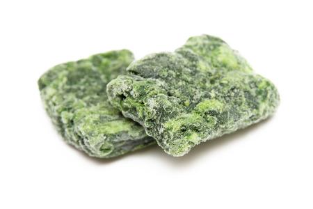 finer: Frozen Spinach