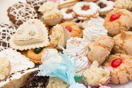 Mix of sardinian pastries