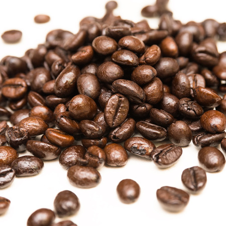expressed: Coffee beans