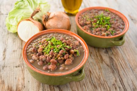 legume: legume Soup