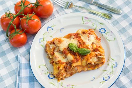Lasagne, Italian Cuisine