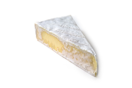 brie: Brie, french cheese Stock Photo