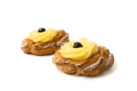 Saint Joseph zeppole, Neapolitan dessert