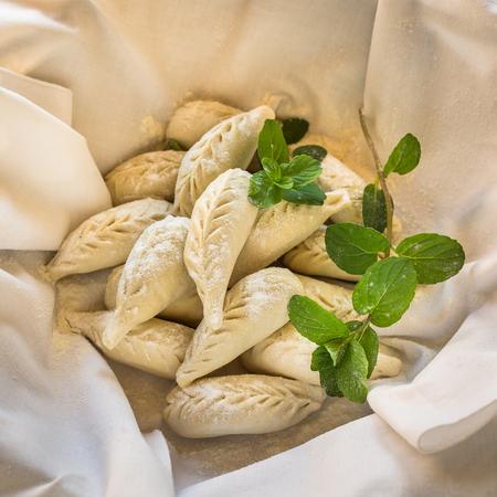 Culurgiones, Sardinian ravioli, Italian Pasta