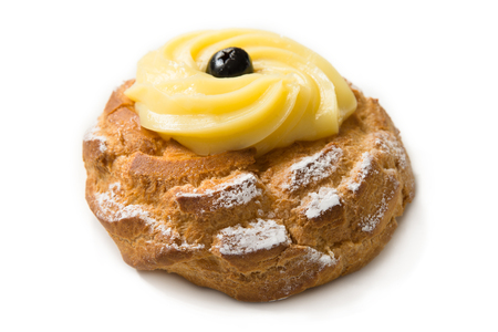 Saint Joseph dessert, St Josephs Zepp, Neapolitan Cuisine, Italian Food