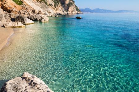 Cala Goloritze, Sardinia Banco de Imagens