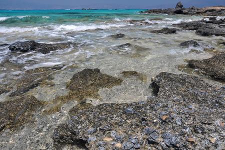 Cryssi island photo