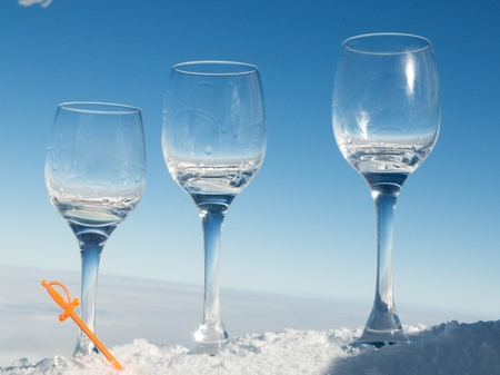 austerlitz: Glass Stock Photo