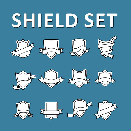 shield set: Shield set