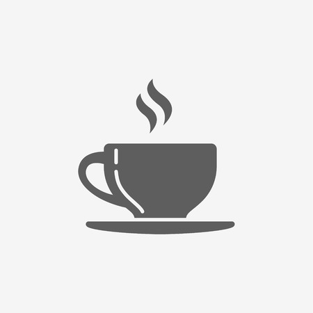cosiness: coffee cup icon