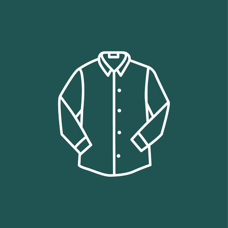long sleeves: Shirt with long sleeves