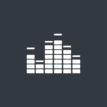 vibrations: music equalizer icon