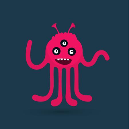 artoon: artoon cute monster