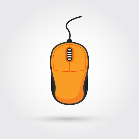 Computer Mouse Icon Vector Illustratie