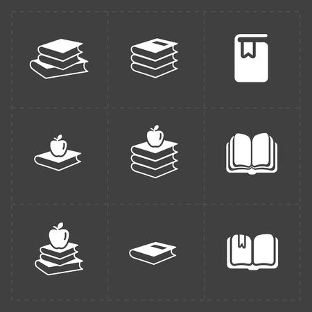 e book reader: Modern Web Books set on Dark.