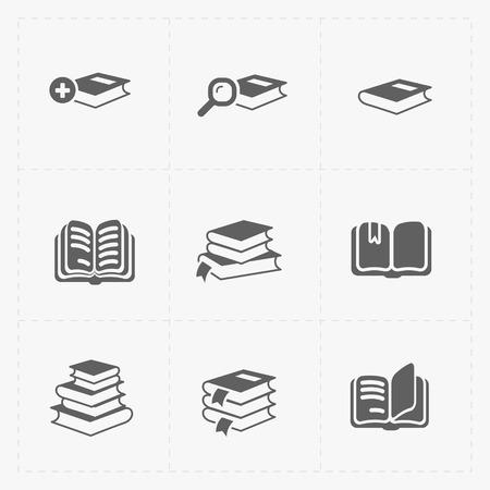e reader: Modern Web Books set on White.