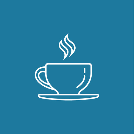 mocca: coffee cup icon