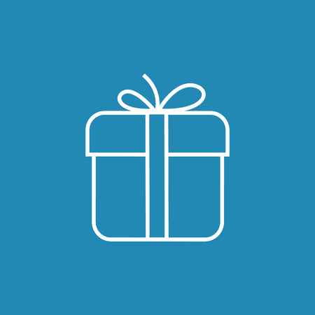 give: gift box icon with bow.