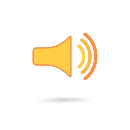 Speaker. Volume max