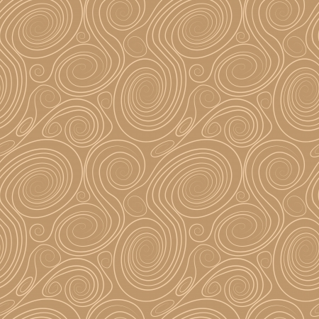 contrasts: geometric seamless pattern with colored circles and swirls