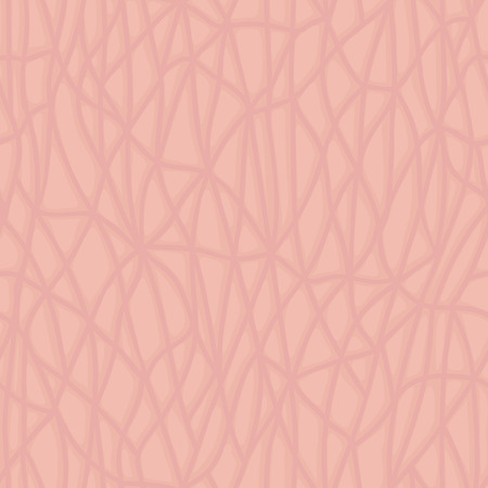 convex shape: human skin, vector texture of the skin, beige seamless pattern with skin Illustration