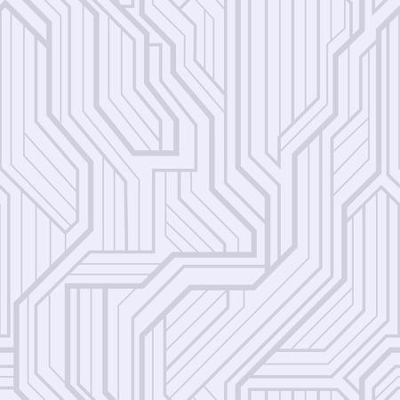 discreto: sin patrón, patrón geométrico brillante, modelo digital abstracto con rayas Vectores