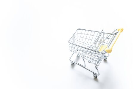 shopping cart 写真素材
