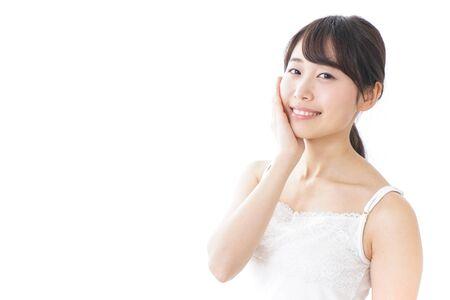 Skincare, moisturizing image Stock fotó