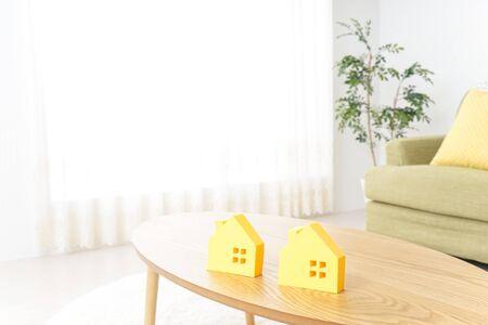 house hunting image