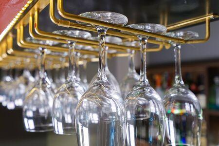bar glass image Banco de Imagens