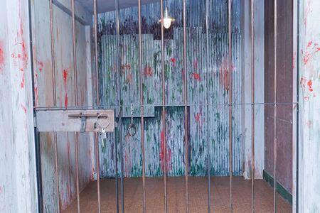 Prison crime  image Banco de Imagens