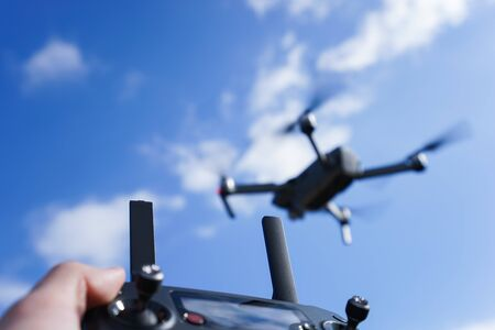Controling a drone