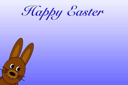 Seasons greetings - Happy Easter Vector