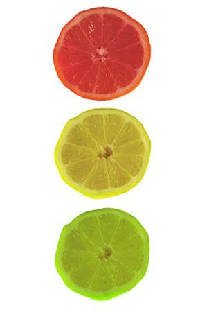 Citrus traffic lights