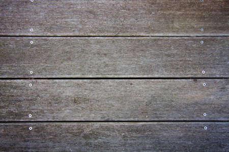screwed: Screwed planks Stock Photo