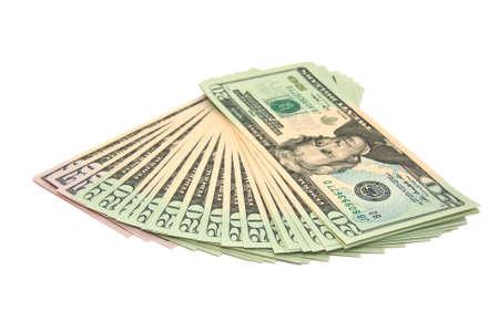 Dollarnotes Stock Photo