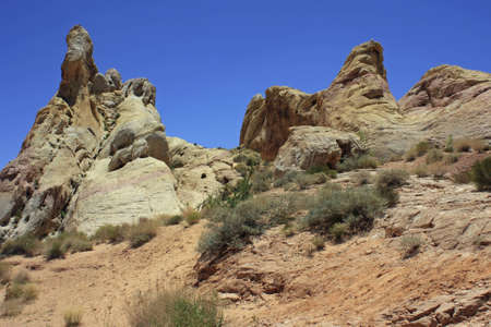 Valley of Fire State Park, Nevada, USA Stock Photo - 11980051